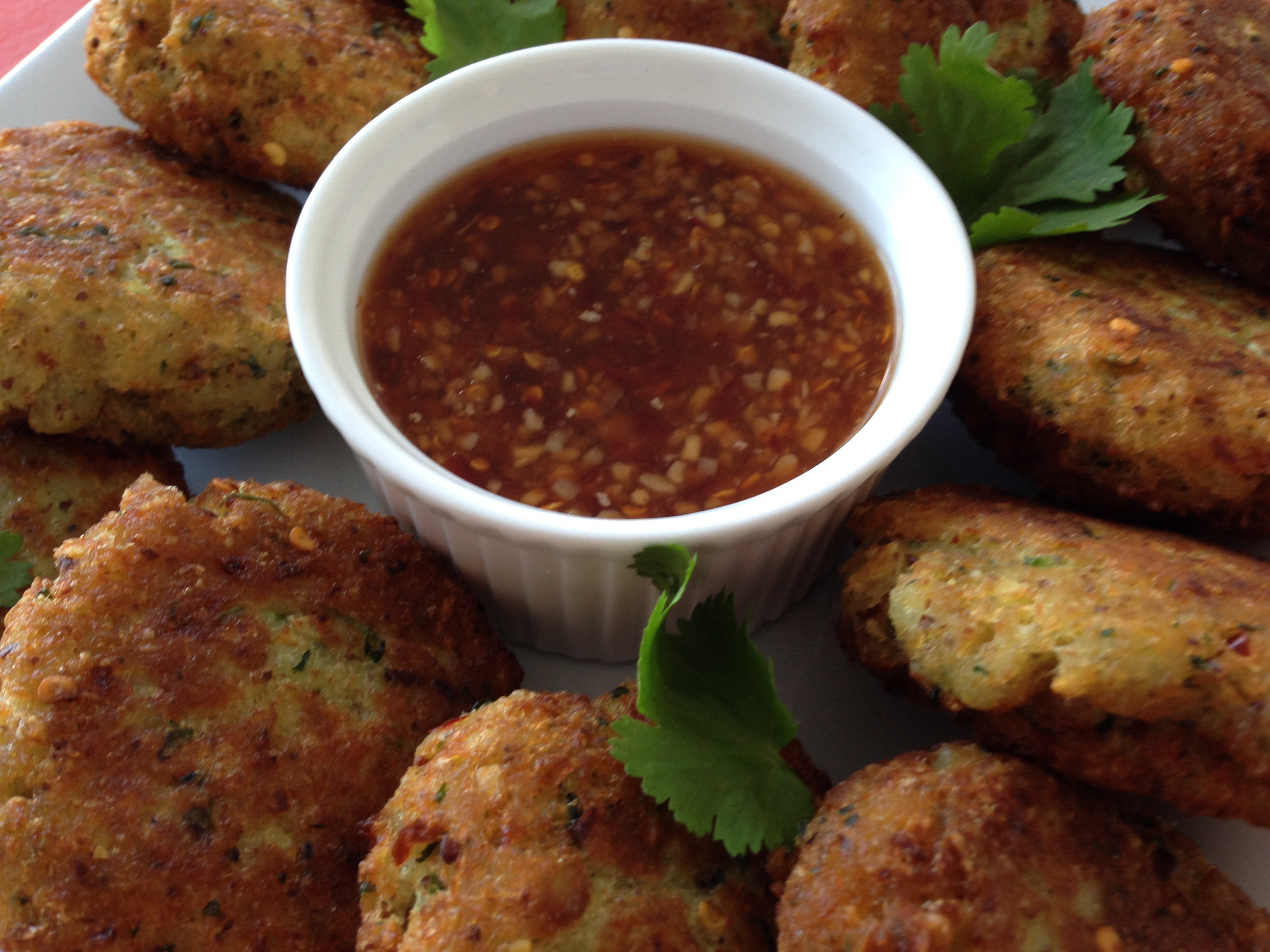 Low carb fish cakes tasty recipes for Low carb fish breading