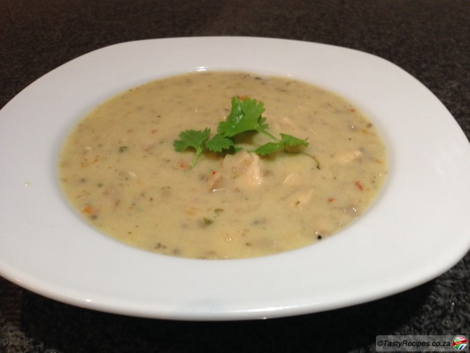 Chicken And Mushroom Soup Recipe