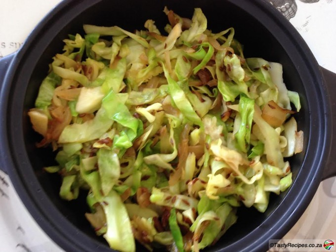 Cabbage and Cumin Recipe