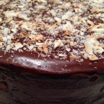 Moist Chocolate Fudge Cake