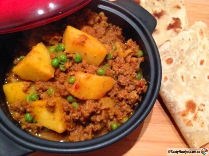 mince curry recipe