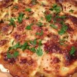 Potato and Onion Bake Recipe