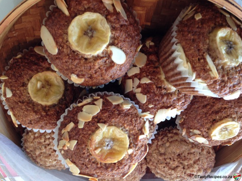 Banana Muffins Sapeople Tasty Recipes