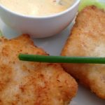 Low Carb Coconut Crusted Fish
