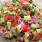 Onion &Tomato Salsa