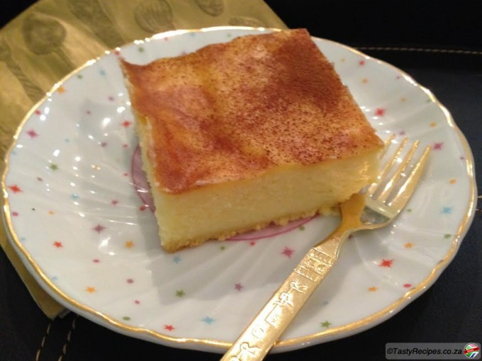 Milk Tart - Tasty Recipes | Ray blogs about - Food!