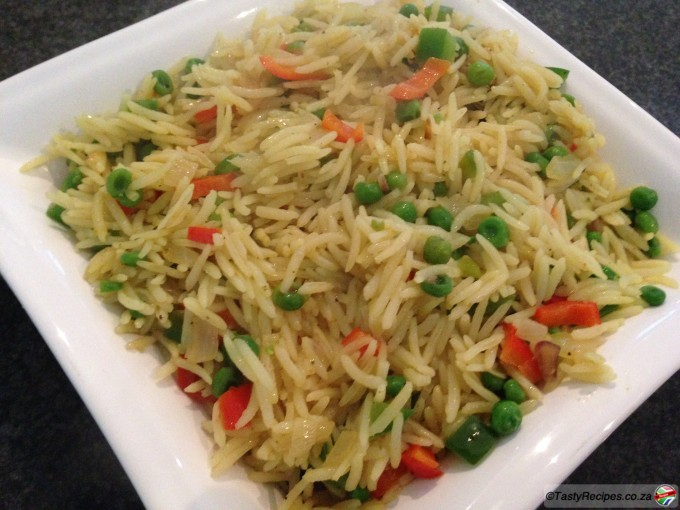 Savoury Rice Recipe