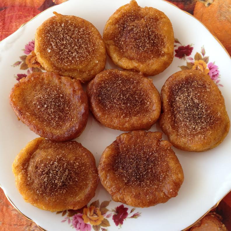 Pumpkin Fritters - SAPeople Tasty Recipes