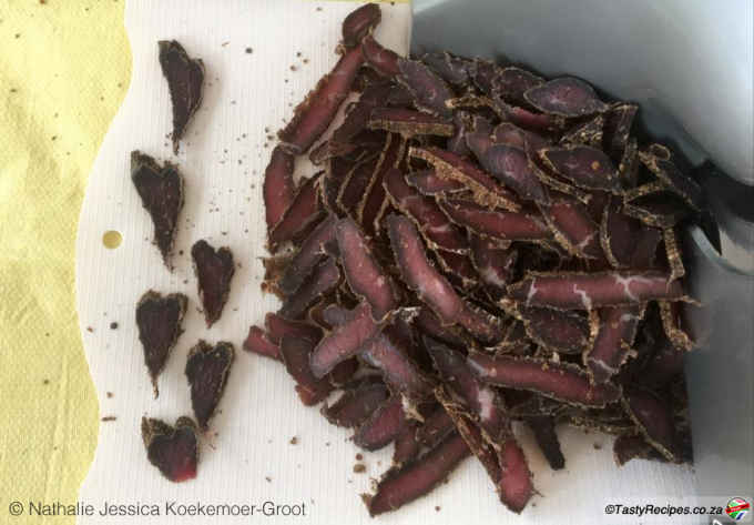 home-made biltong recipe
