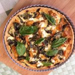 BUTTERNUT QUICHE
