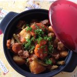 HEARTY SOUTH AFRICAN BEEF STEW