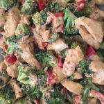 CHICKEN and BROCOLLI BAKE