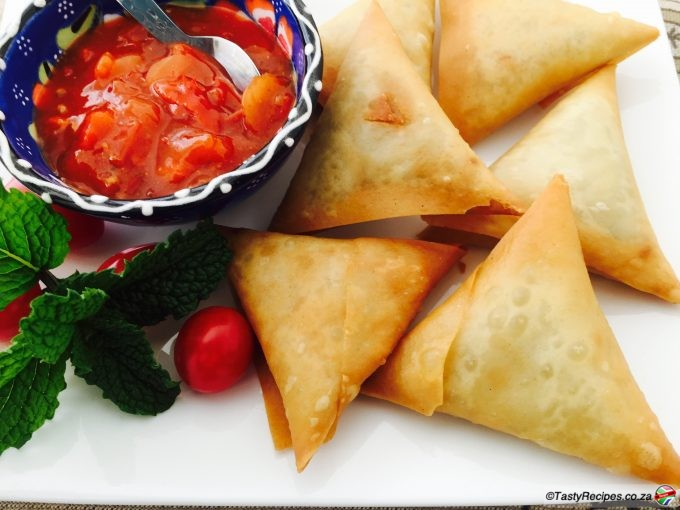 Samoosa or Samosa recipe