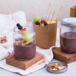 CHOCOLATE CUSTARD PUDDING