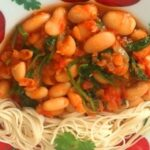 TOMATO AND BUTTERBEAN STEW