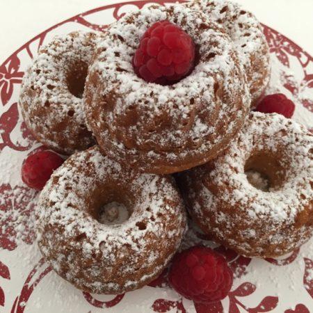 EGGLESS BUNDT CAKES