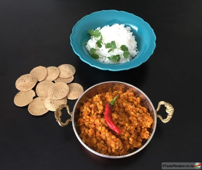 CHANA DHAL CURRY