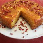GLUTEN FREE CITRUS POLENTA CAKE