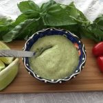 CORIANDER AND LIME MAYO