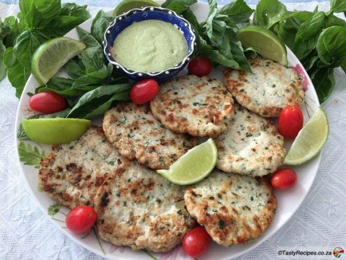 spicy chicken cutlets recipe