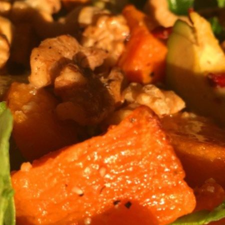 roasted-butternut-salad recipe