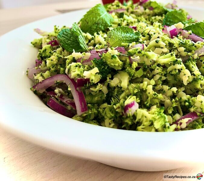broccoli tabbouleh salad recipe